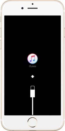 fix iphone reboot loop med itunes