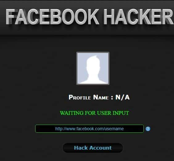 How to Hack FB ID with softholics