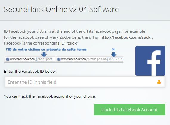 How to Hack Facebook Account with Hyper-Cracker