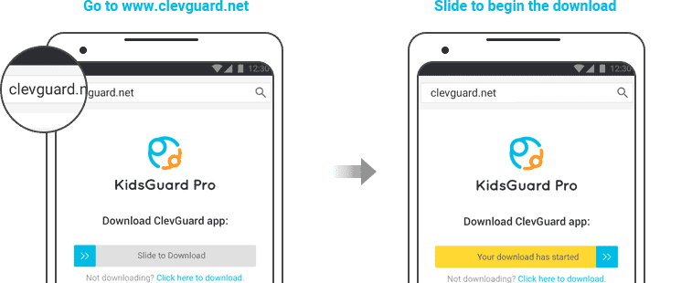 Install KidsGuard Pro on Android