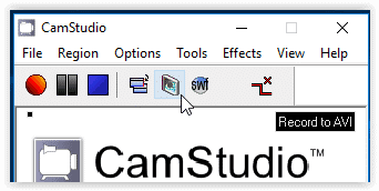 OBS Alternative - Camstudio