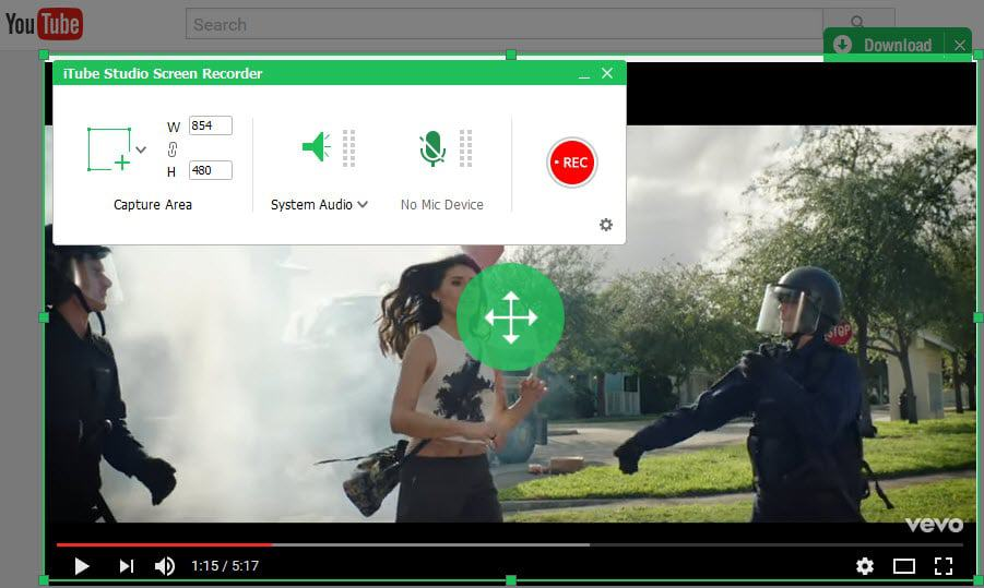 Download Crunchyroll Videos with iTube
