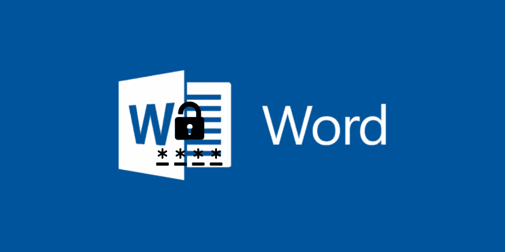 how to unlock a word document