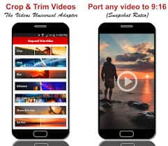 Resize Video for Instagram on Android