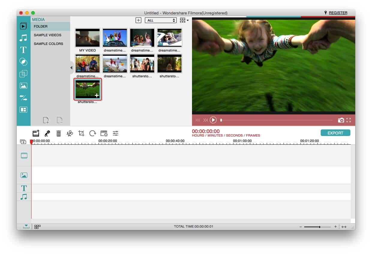 How to Add Subtitles in iMovie with Filmora