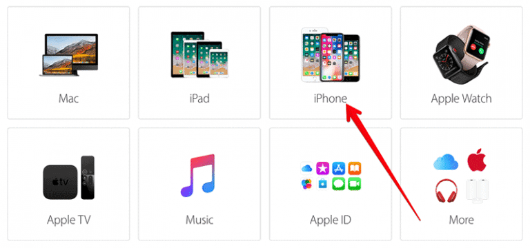 Contact Apple support to fix iPhone microphone not working