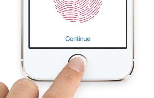 Unable to Activate Touch ID on this iPhone