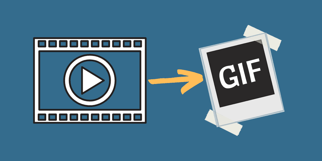video to GIF software