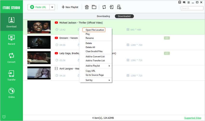 how to download movies from afdah via iTube HD Video Downloader