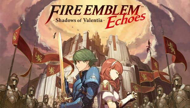 Best Fire Emblem Game - Shadows of Valentia