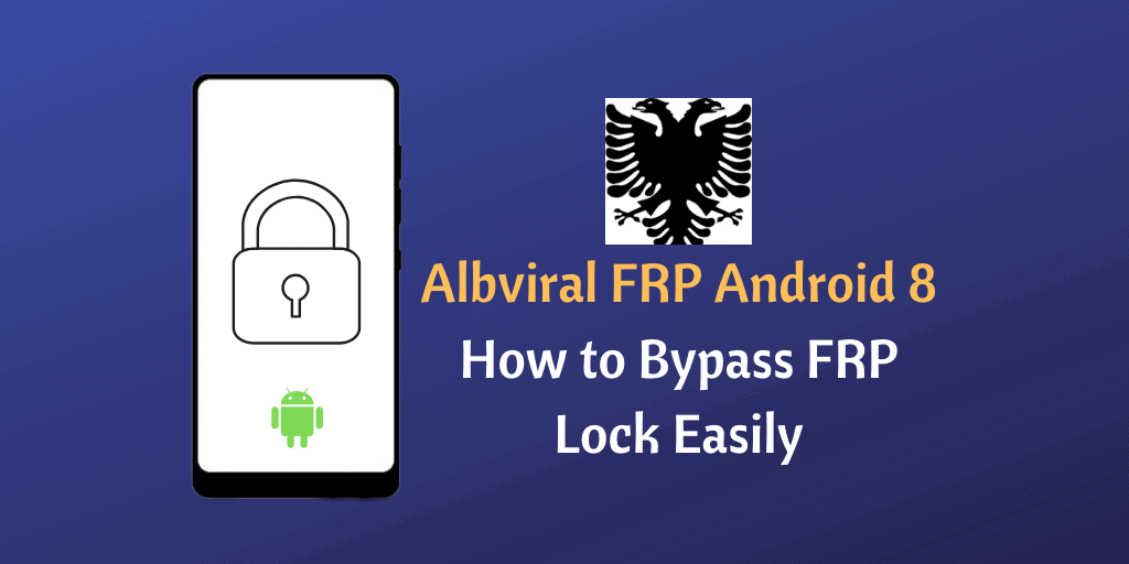 Albviral FRP Android 8