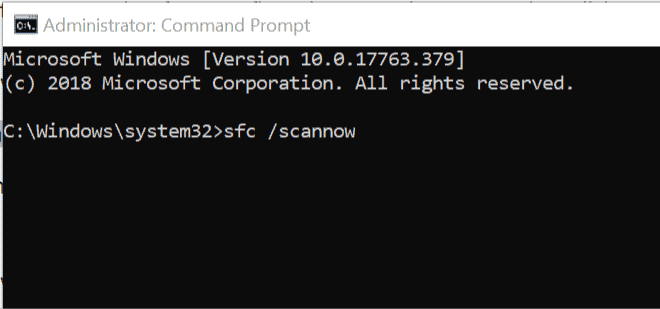 Using SFC scan in place of trustedinstaller