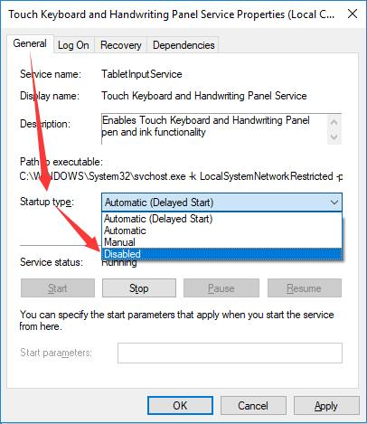 How to disable ctfmon.exe on your Windows 10 PC