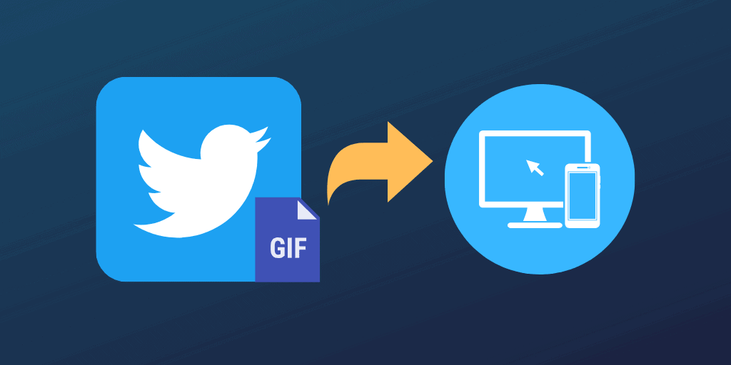 save gif from twitter