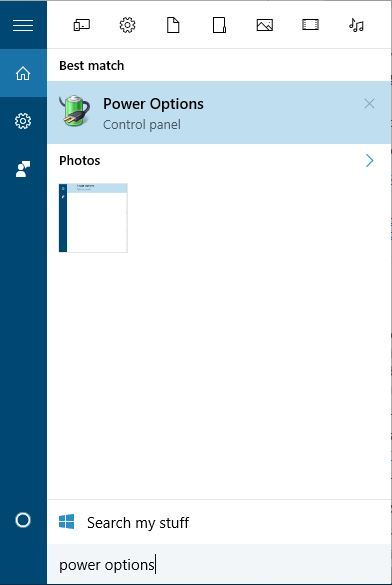 Disable power-saving mode of the wireless adapter