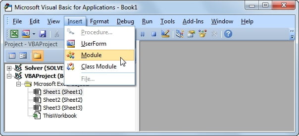 Use a VBA Code to unlock an Excel Worksheet