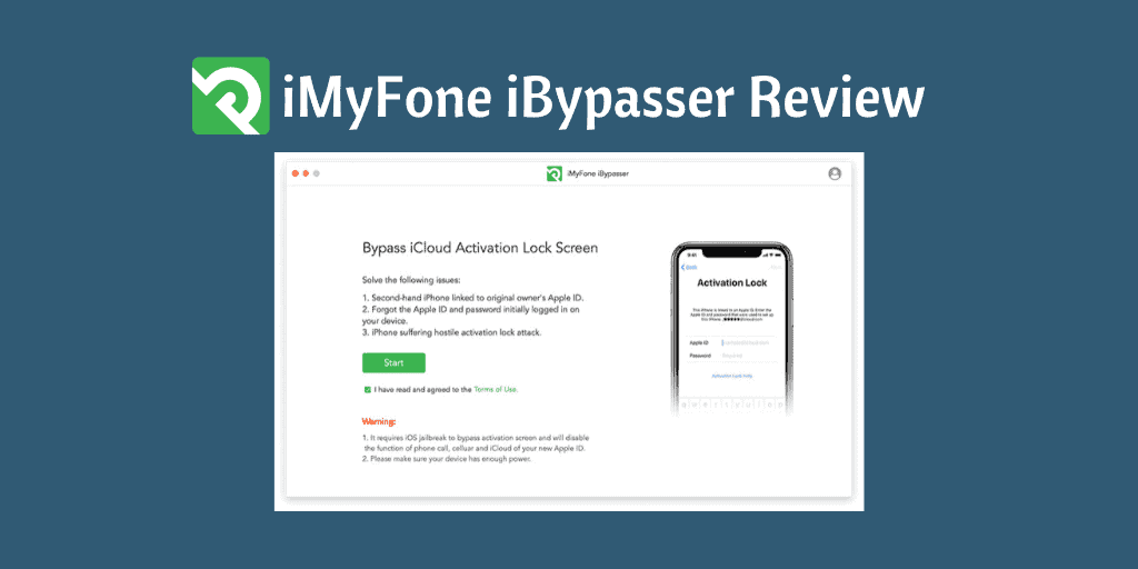 iMyFone iBypasser Review