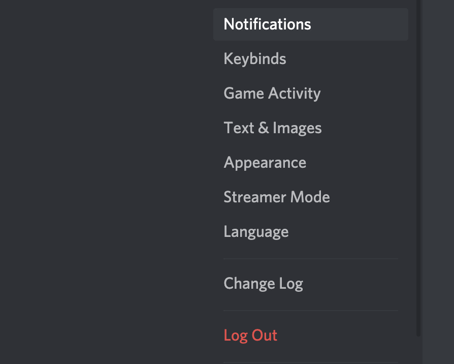 Notifications of text to speech