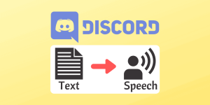 text to speech on discord