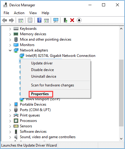 Roll Back Your Wireless Network Driver