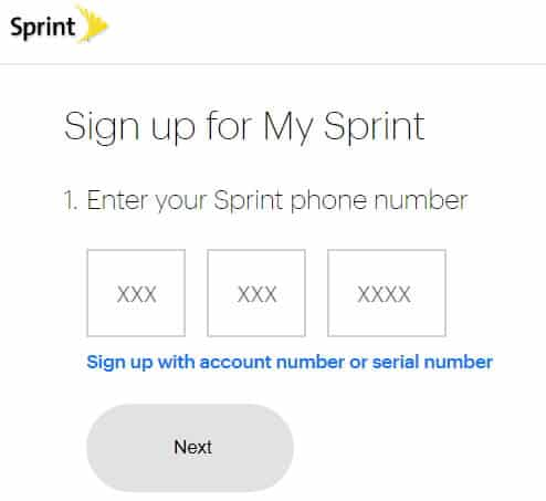 Steps to access call history of Spirit network users