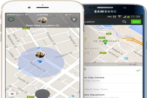 Reasons why people do location spoofing on WeChat