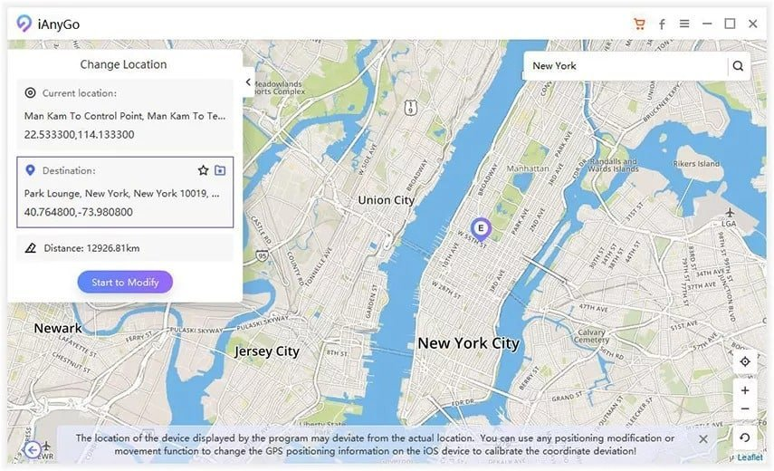 How to Turn Off Location on Life360 Without Anyone Knowing with Tenorshare iAnyGo