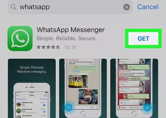Update WhatsApp or reinstall it to fix WhatsApp Video Call Not Working