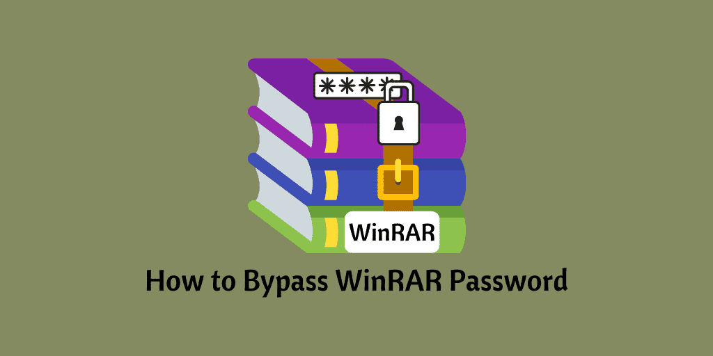 How to Bypass WinRAR Password