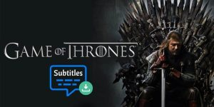 Game of Thrones Season 1 Subtitles Download